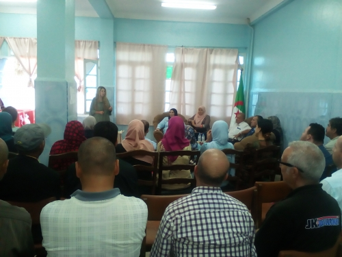 Boumerdes: A day to raise awareness on the micro credit program at Dar El Rahma