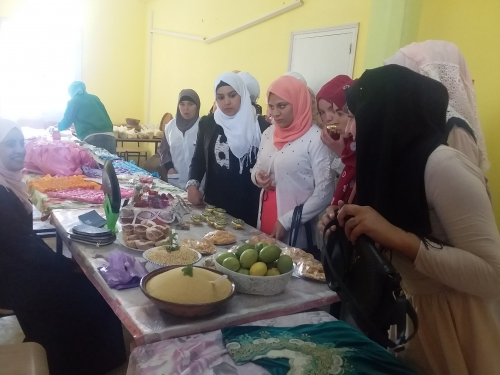Souk Ahras : The Wilaya Agency celebrates the International Day of Rural Women.
