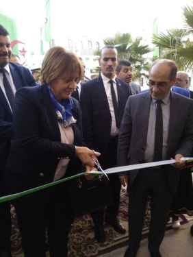 El Oued: official opening of the local micro business exhibition