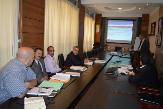 Supervisory Board Meeting