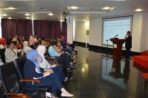 The Agency participates in the information and awareness days on support and funding programs for project holders