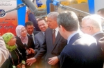 Prime Minister visits the booths of ANGEM in El Tarf